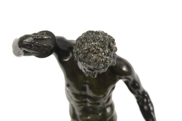 Bronze Figure of a Dancing Faun, After the Antique