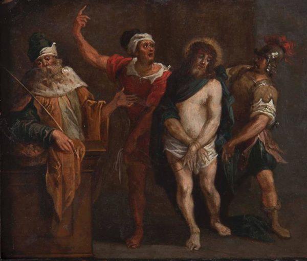 Frans Franken the Younger, Ecce Homo