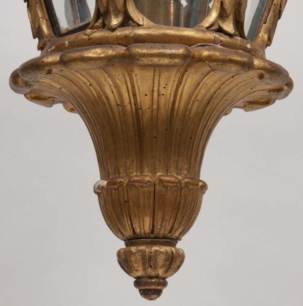 A Late 18th Century Venetian Lantern