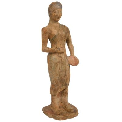 Roman Terracotta Etruscan Figure